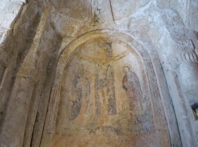 Abside chiesa Santa Maria delle Virtù