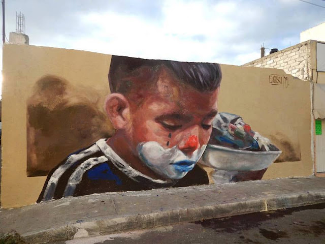 Images gallery (#50) of street art, the best unauthorized art