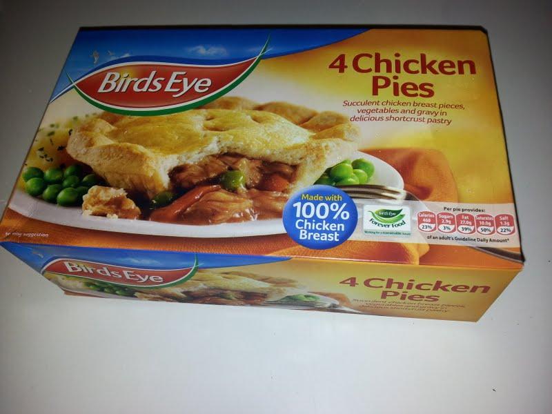Jacks Tasty Pie Reviews!: November 2011