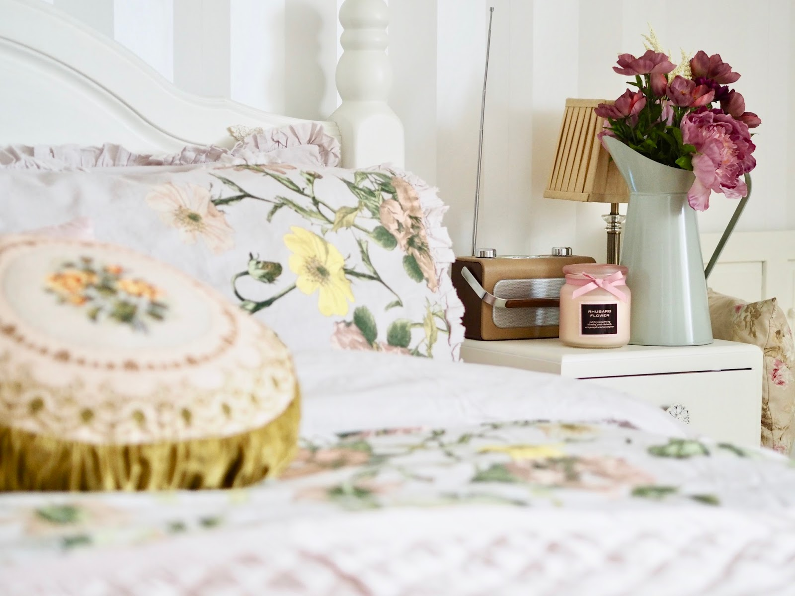 Ms Bedroom Furniture Spring Bedroom Refresh With Marks Spencer Ad The Dainty Dress