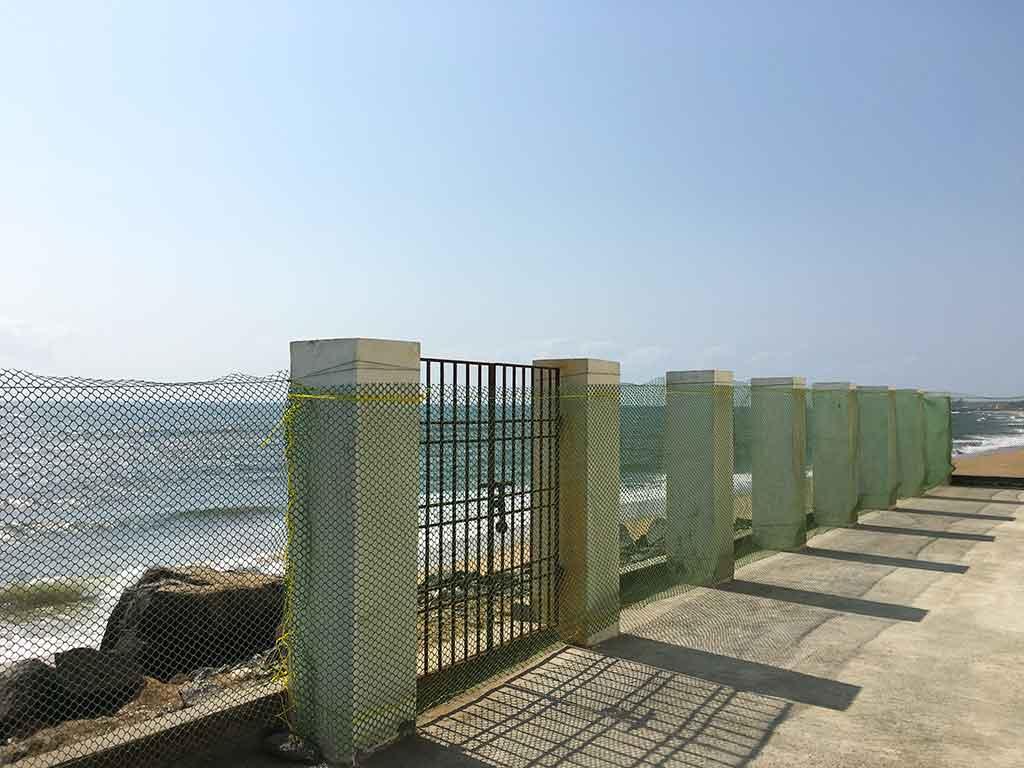 list of beach villas in ecr