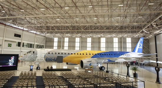 Embraer oferece cerca de 40 vagas para desenvolvimento de softwares