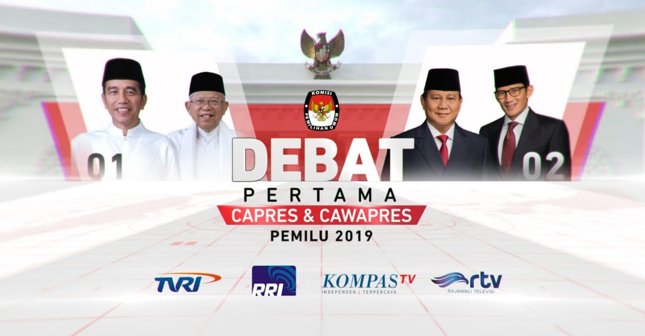 DEBAT 1 CAPRES CAWAPRES 2019