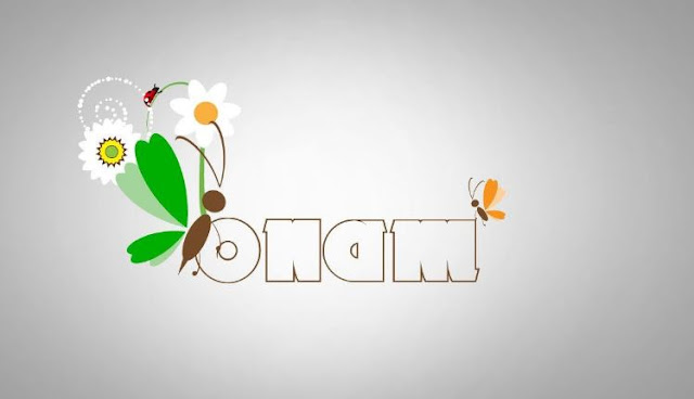 Happy onam wishes images in English