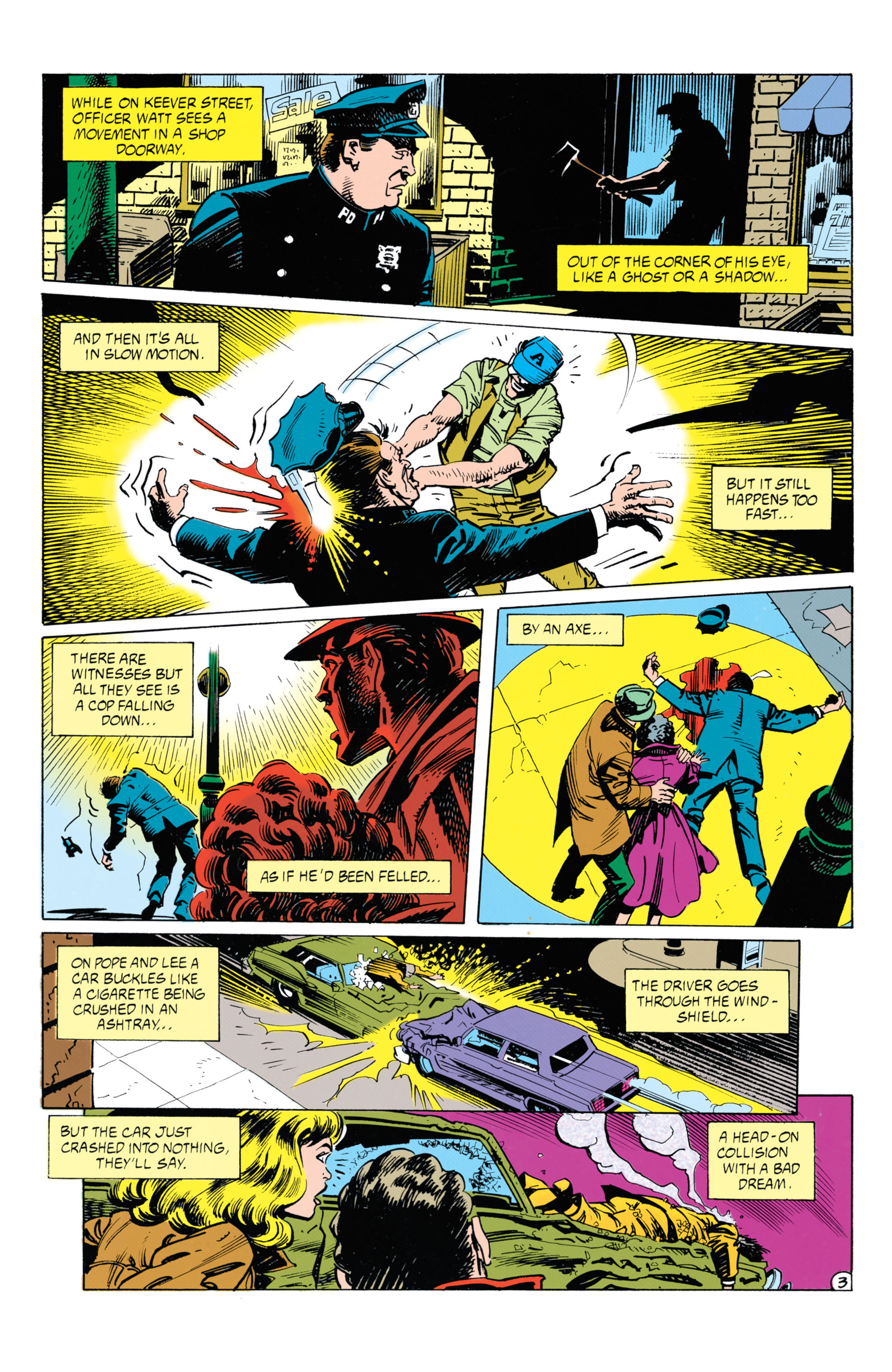 Detective Comics (1937) 629 Page 3