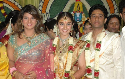 Sridevi Vijaykumar and Rahul wedding photos3