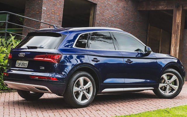 Novo Audi Q5 2019 Security - Blindado