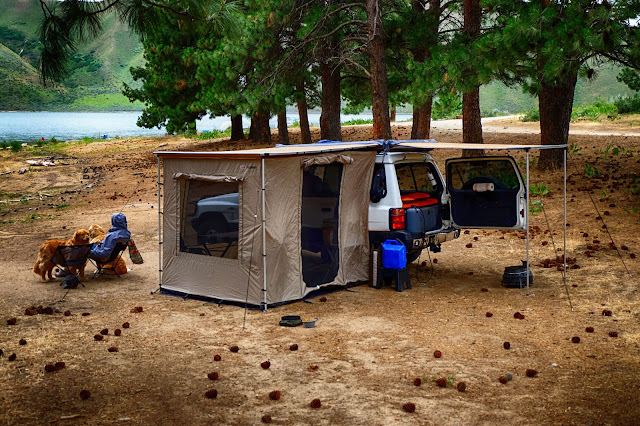ARB Awning 2000 And Room