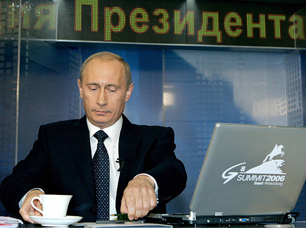 Russia To Disconnect Itself From The Internet