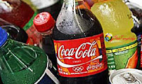 Cut down intake of soft drink
