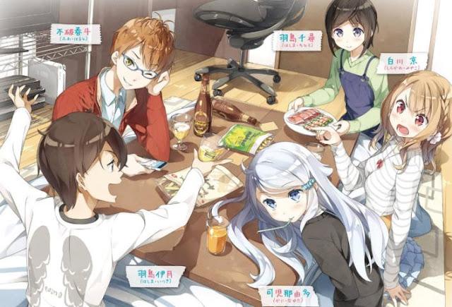 Imouto Sae Ireba li. - Daftar Anime Buatan Silver Link Terbaik