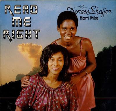 DOREEN SHAFFER & NAOMI PHILLIPS - Read Me Right (1979)