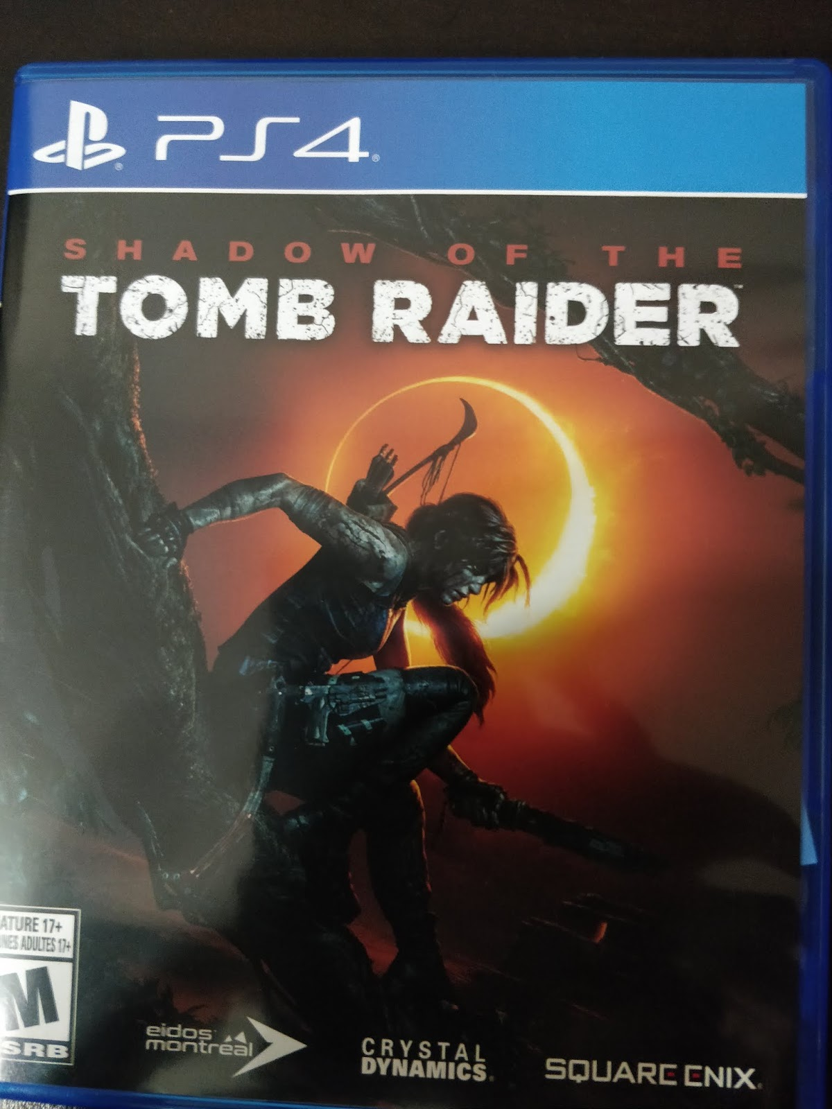 Cultured Individual Video Game Review Shadow Of The Tomb Raider