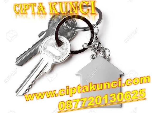 Tukang duplikat kunci di Kelapa gading