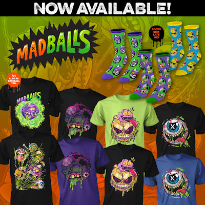 Mad Balls material