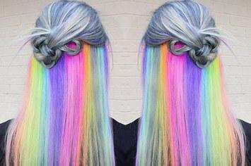 Kaiyo Aino Blog Diy Cum Te Vopsești Albastru Gri Sau Roz Fără