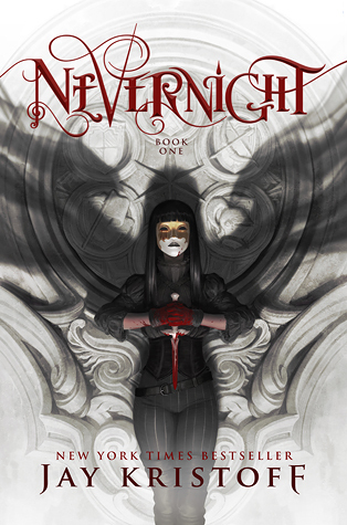 Nevernight Jay Kristoff cover