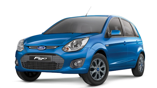 New Ford Figo Hatchback Launched in India