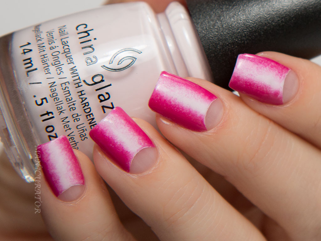 China Glaze House of Colour Spring 2016 Center Gradient Negative ...