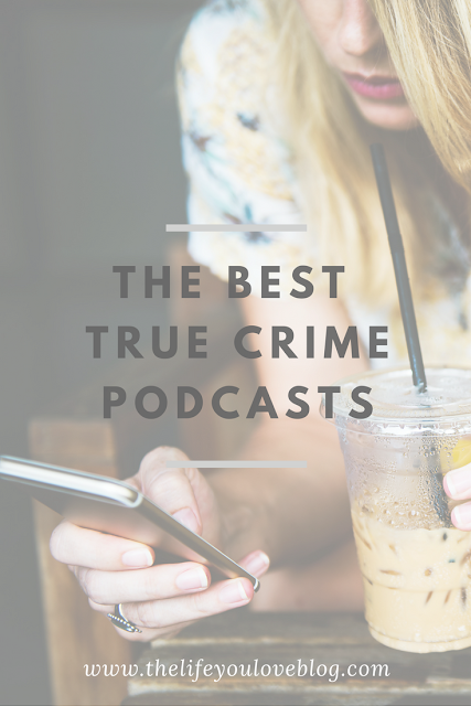If you enjoy true crime and podcasts, I've got the best post for you! Here are some of the best true crime podcasts that you can access right from your phone.