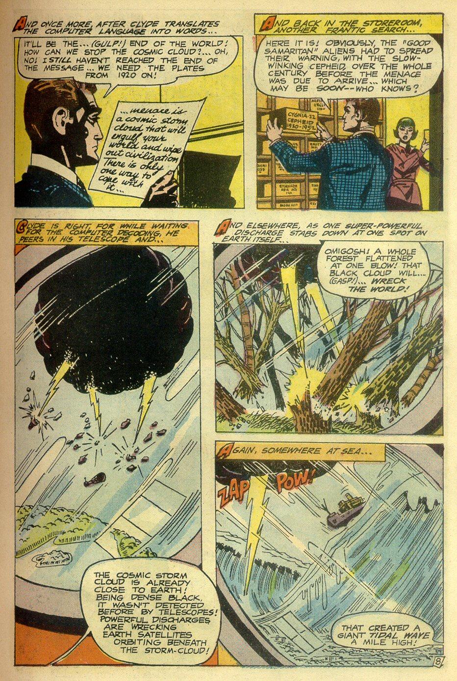 Strange Adventures (1950) issue 198 - Page 11