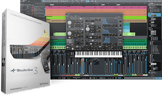 PreSonus Studio One 3 Professional v3.3.4 Full Version