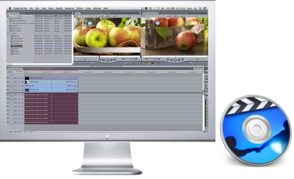 Why Can't I Export My Final Cut Files to iDVD-PC Mac