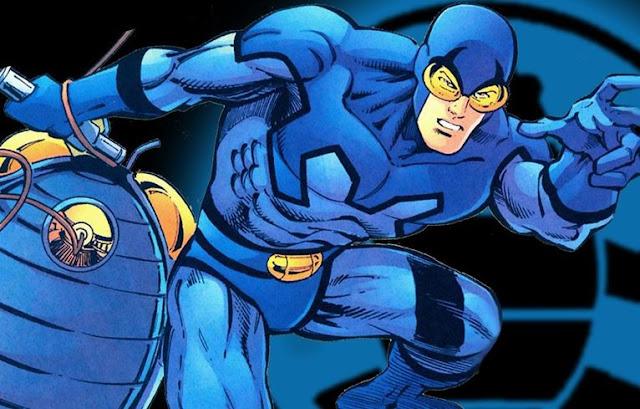 blue beetle Karakter DC Tercerdas, dari Ted Kord sampai Lex Luthor
