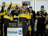 Ryan Blaney emerged victorious in the First #NASCAR Duel Race.