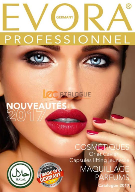 catalogue evora maroc 2017