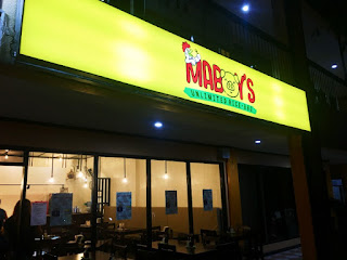 Maboys BBQ Restaurant Unlimited Rice beside Savers Depot Talamban