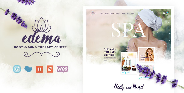 ll accept the might to easily practise an online advertisement for your  Edema v1.0.2 – Wellness & Spa WordPress Theme Download