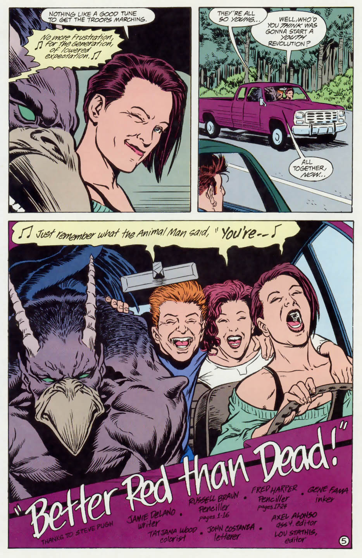 Read online Animal Man (1988) comic -  Issue #74 - 6
