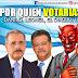 Por quien votarias en el 2020: Por el Diablo, Danilo, Leonel, Hipólito o Ramfis en La Soda De Los Sábados