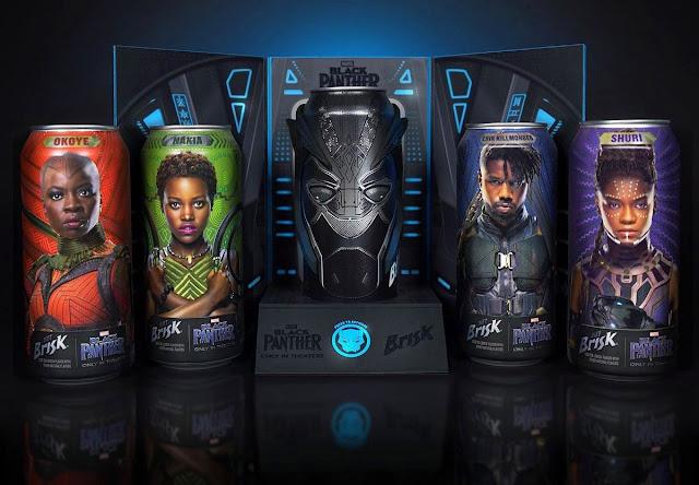 Brisk-presentó-packaging-edición-limitada-fanáticos-Black-Panther