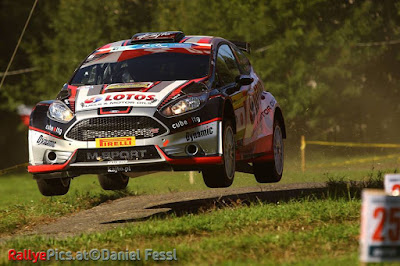 ERC Barum Czech Rally Zlin
