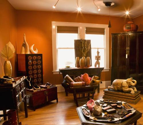 Indian Traditional Interior Design Ideas Living Rooms: Traditional Furniture