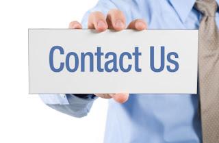 Cara Buat Halaman Contact Form pada Blog