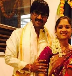 Srinivasa Reddy Family Wife Parents children's Marriage Photos