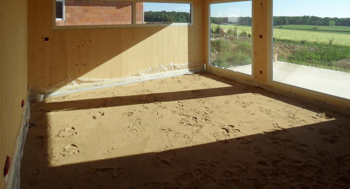 notre maison passive au pays des 3 fronti res lorraine sable 2. Black Bedroom Furniture Sets. Home Design Ideas