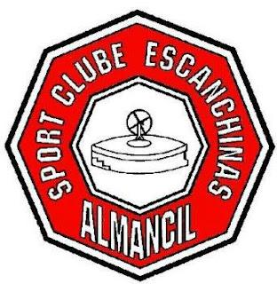Sport Clube Escanchinas em destaque na «História e Estórias dos nossos clubes»