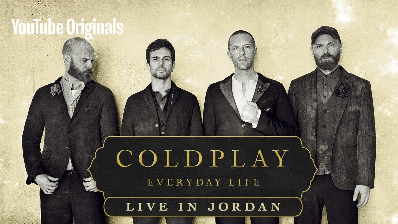 Coldplay EverydayLife