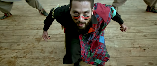 Shahid Kapoor as Haider Meer in Haider