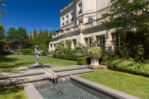 Lincoln Park mansion on real estate market for $50 million