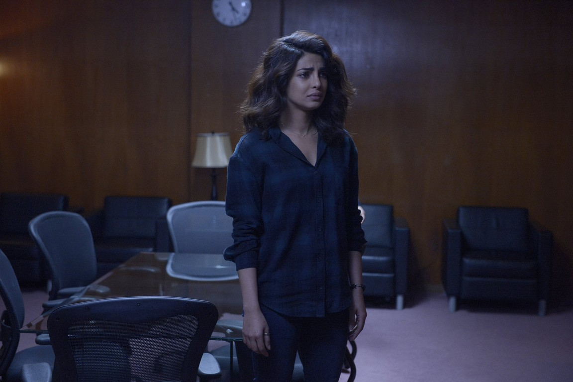 Quantico - Season 1 Episode 12: Alex