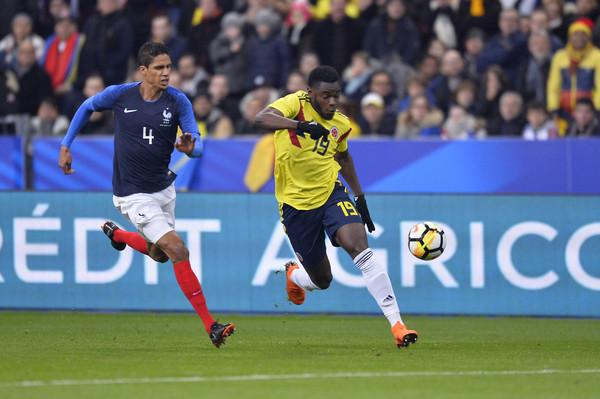 World Cup 2018: Comlombia đột phá khung thành Pháp, Đức – Tây Ban Nha bất phân thắng bại