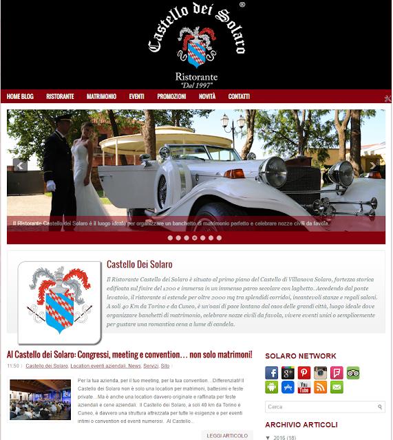 Wedding Blog - Castello dei Solaro