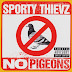 Sporty Thieves - Pigeons (Clean / Explicit) - Single