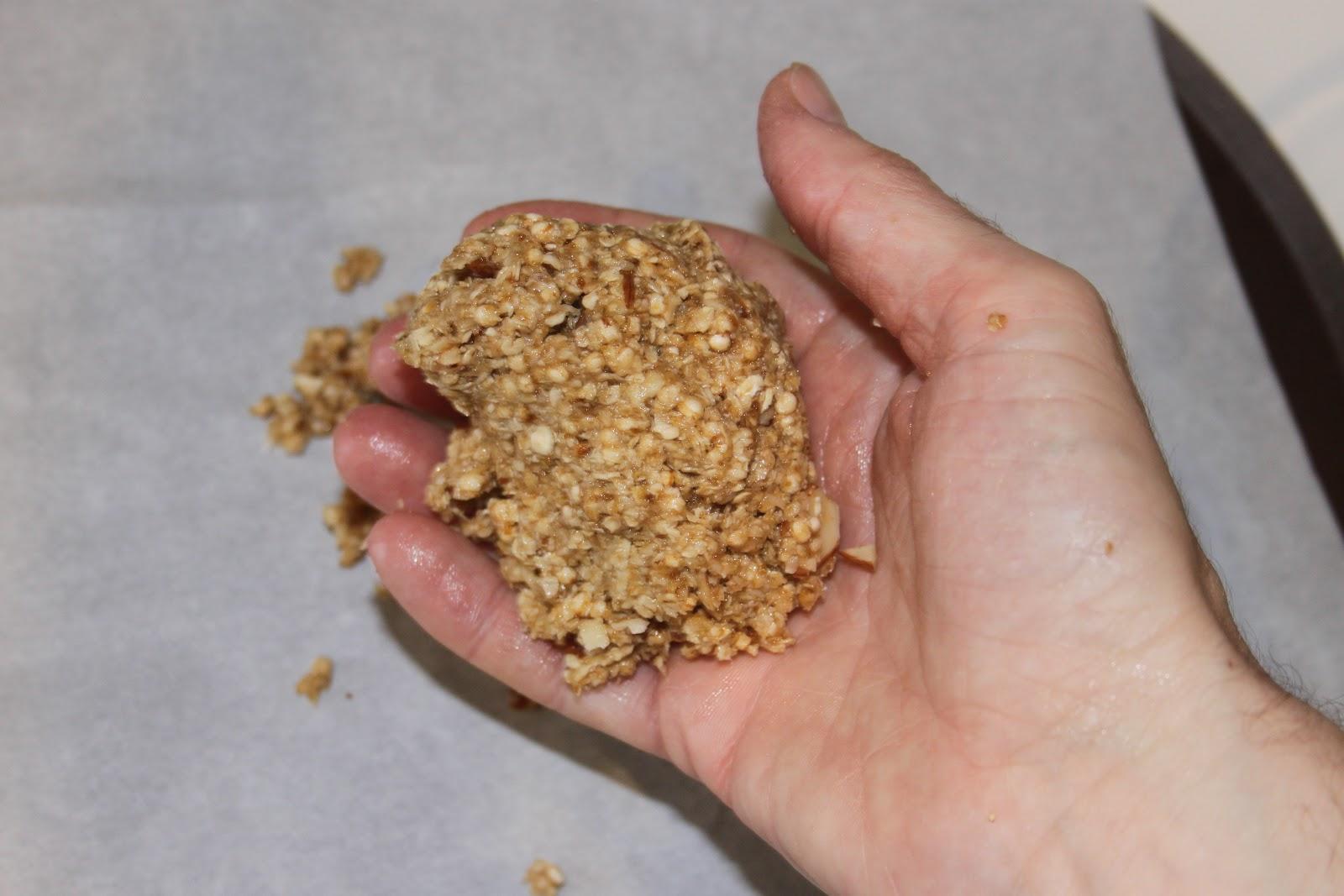 recette galette riz soufflé chocolat