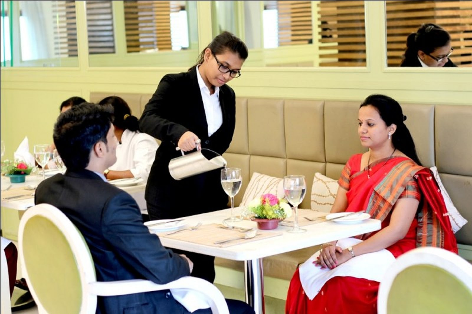 aih education food and beverage this is one of the important skill for the hotel industry you can t work out this skill in this you will get to know about the type